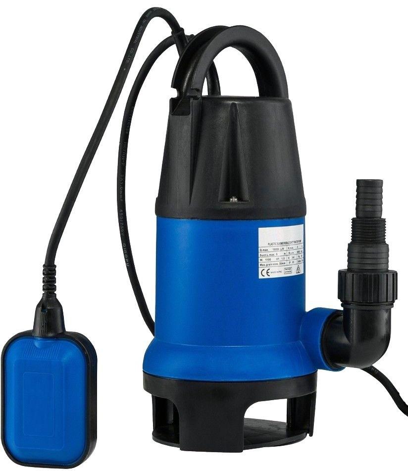 Aquaforte Dompelpomp Met DrijfVlotter AF400