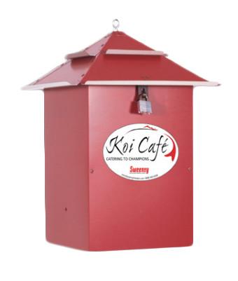 Koi Café Voerautomaat Rood
