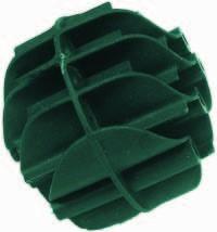 Bioballen Filtermedia 10 Liter Zak (±400 Stuks)