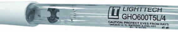 TL Vervanglamp Voor Bio-UV20