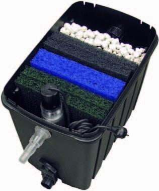 Biosteps Filter Met 11 Watt UVC