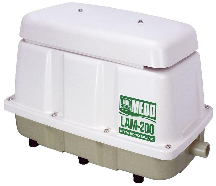 Nitto Piston LAM-200 Luchtpomp
