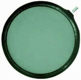 Luchtsteen Disk 13cm Budget
