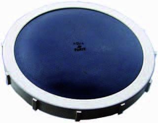 Luchtsteen Disk Rubberen Membraan 34cm