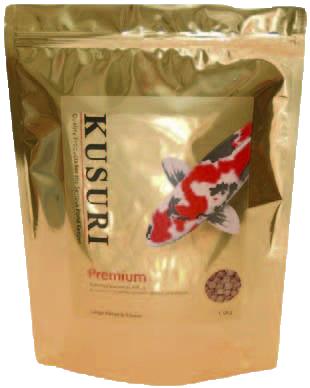 Kusuri Premium 725 Gram Zak Mini Pellets (2-3 Mm)