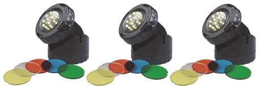 Aquaforte Vijver En Tuin LED Lamp 3x 1,6 Watt