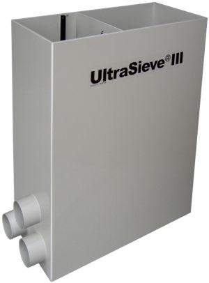 Aquaforte Ultrasieve III 300 (met 3 Ingangen) Zwaartekracht Zeefbochtfilter
