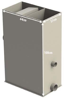Aquaforte Econosieve 300 Micron