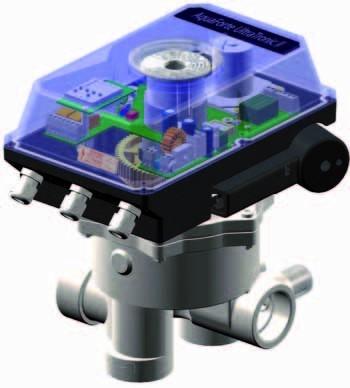 Ultratonic II Automatisch Spoelklep Voor Ultrabead Filters