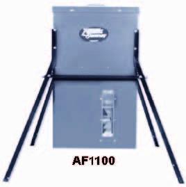 Professioneel Voerautomaat AF1100