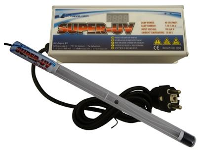 Air Aqua Super UV Dompel Amalgaam 105 Watt Set