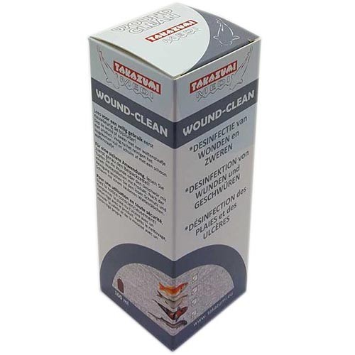 Takazumi Woundclean 100 Ml