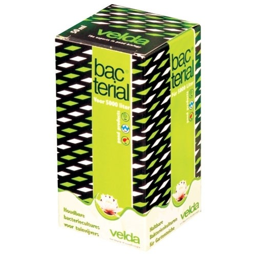 Velda Bacterial 50ml Voor 5000 Liter Water