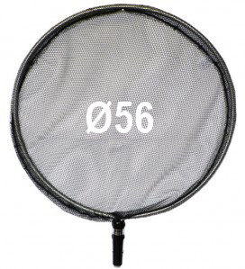 KNS Vervangingsnet Ø 56cm Hexa (6mm)