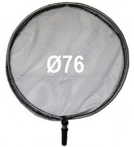 KNS Vervangingsnet Ø 76cm Hexa (6mm)