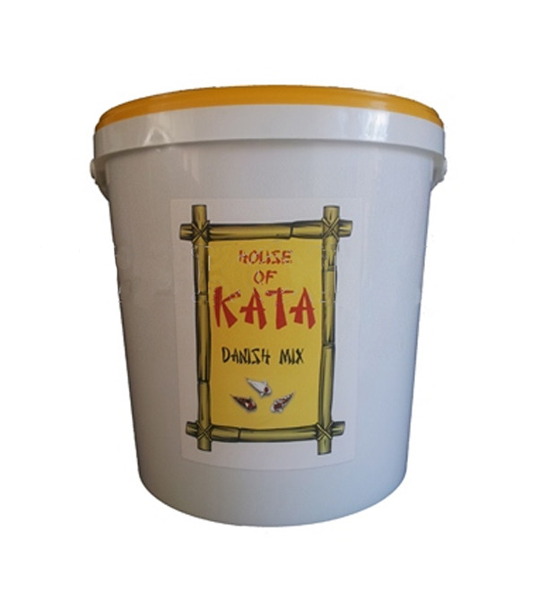 House Of Kata Danish Mix 20 Ltr