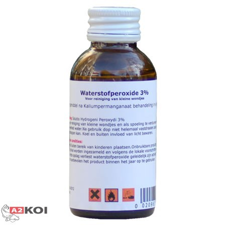 Waterstofperoxide 3% 120 Ml